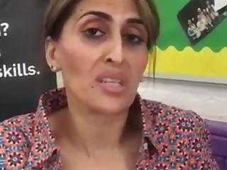 Horny Pakistani granny, JOI