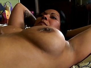 Super cute chubby honey with nice big tits loves to fuck & sticky cumshots