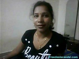 Indian Prostitute Giving Handjob