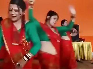 INDIAN OPEN NAVEL BELLY DANCE 162